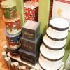 ボックスもいろいろ。プレゼントを入れたり…
